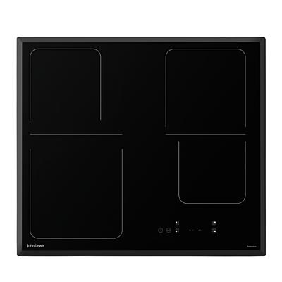 john lewis jlbiih604 induction hob review. Black Bedroom Furniture Sets. Home Design Ideas