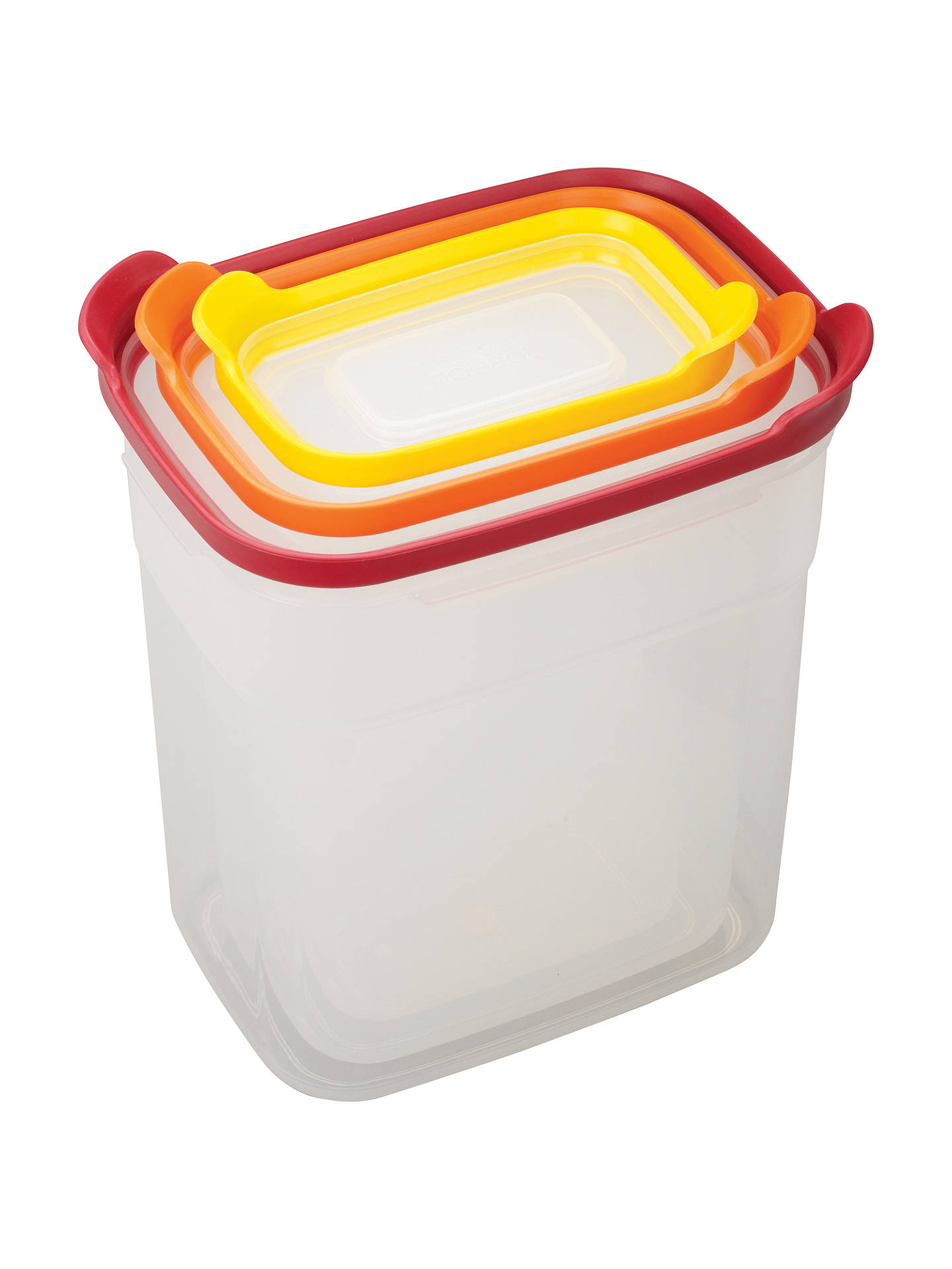 BuyJoseph Joseph Nest Tall Food Storage Containers, Set Of 3 Online At  Johnlewis.com ...