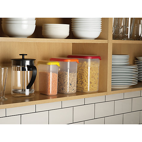 Buy Joseph Joseph Nest Tall Food Storage Containers, Set Of 3 Online At  Johnlewis.