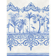 Buy Cole & Son Rousseau Paste the Wall Wallpaper Border Online at johnlewis.com