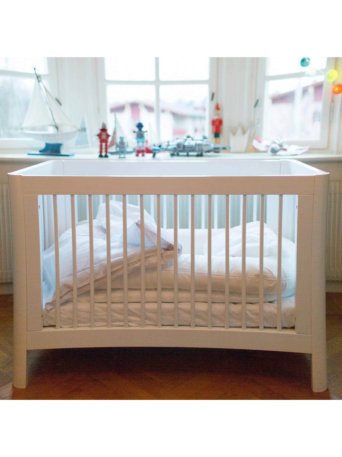 Sleepyhead Grand Pristine White Baby Pod 9 36 months at John Lewis