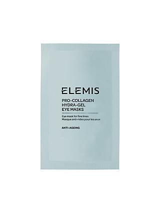 Elemis Pro-Collagen Hydra-Gel Eye Masks x6
