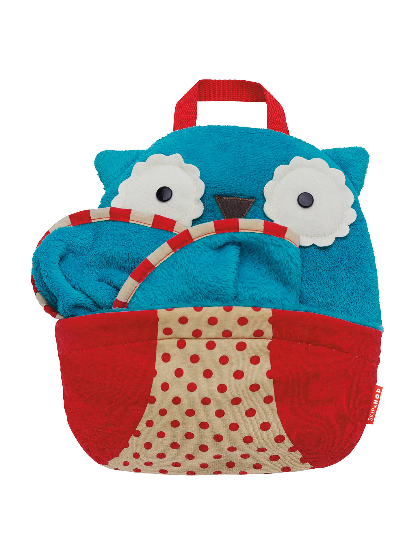 BuySkip Hop Owl Travel Baby Blanket Online at johnlewis.com