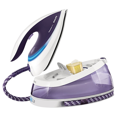 Buy Phillips GC7635/30 PerfectCare Pure Steam Generator Iron Online at johnlewis.com