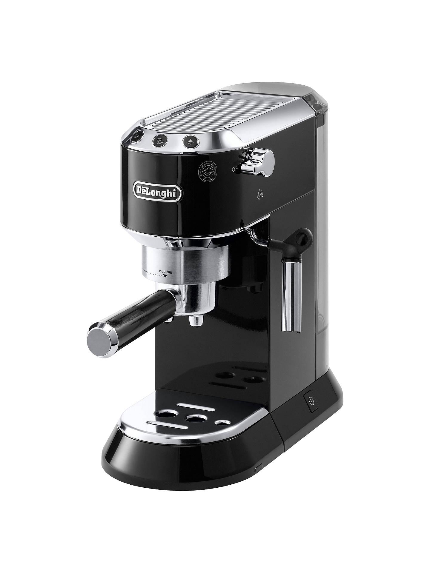Delonghi Ec680 Dedica Pump Espresso Coffee Machine At John