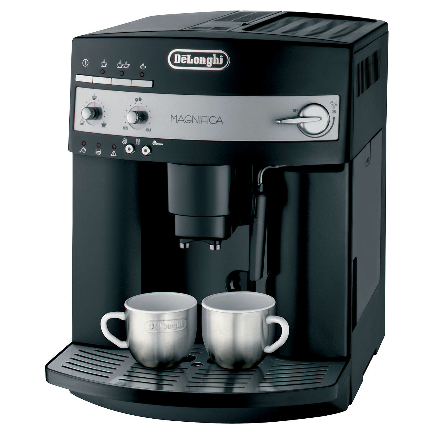 de 39 longhi esam3000 b magnifica bean to cup coffee machine. Black Bedroom Furniture Sets. Home Design Ideas