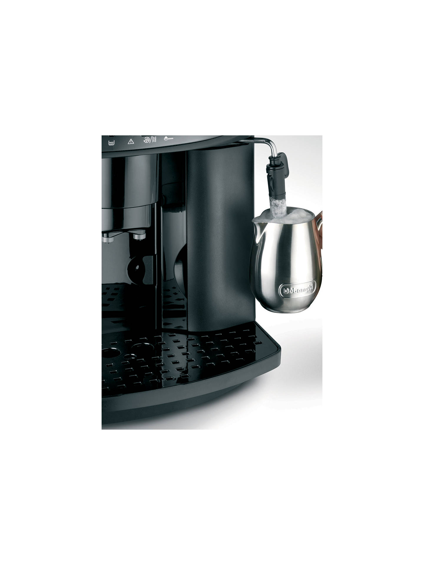 Delonghi Esam3000b Magnifica Bean To Cup Coffee Machine Black