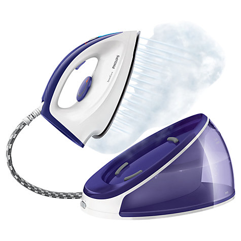 Buy Philips GC6611/30 SpeedCare Steam Generator Iron Online at johnlewis.com