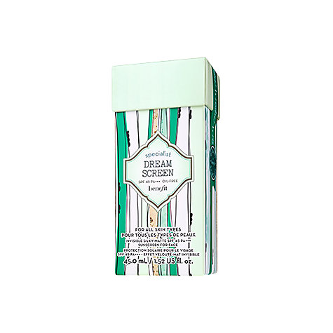 Buy Benefit Dream Screen Facial Sun Cream SPF 45 Online at johnlewis.com