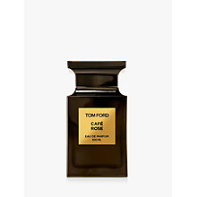 Buy TOM FORD Private Blend Café Rose Eau de Parfum, 100ml Online at johnlewis.com
