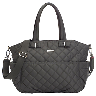 Storksak Bobby Changing Bag, Charcoal