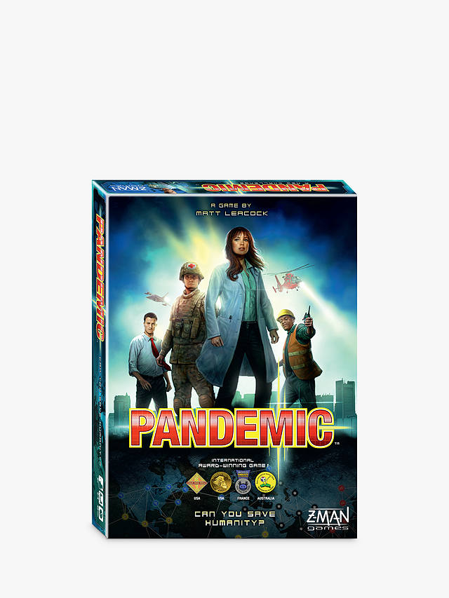 Buy Pandemic Online at johnlewis.com