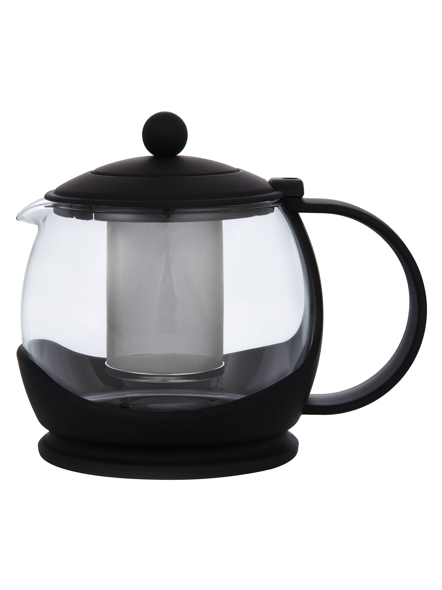 John Lewis Teapot With Infuser 07l At John Lewis Partners