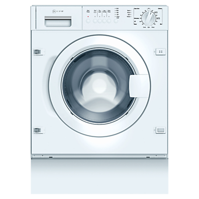 Neff W5420X1GB Integrated Washing Machine 7kg Load A Energy Rating 1200rpm Spin