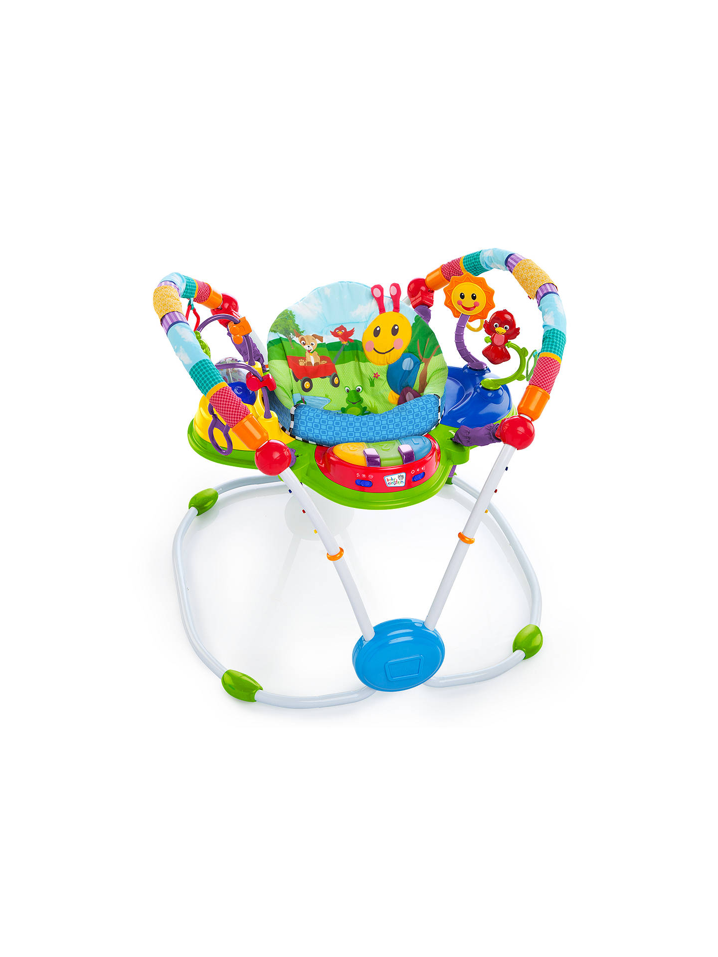 Buy Baby Einstein Friends Activity Jumper Online at johnlewis.com