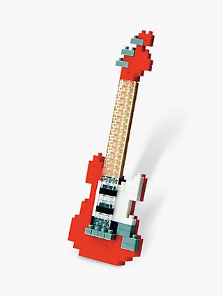 Nanoblock Mini Electric Guitar