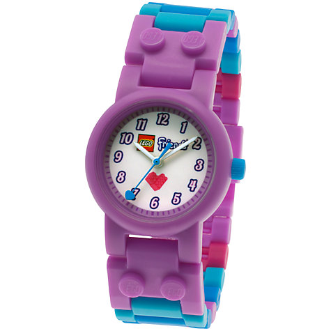 Buy LEGO Friends Olivia Watch Online at johnlewis.com