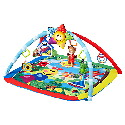 Baby Einstein Caterpillar & Friends Activity Gym