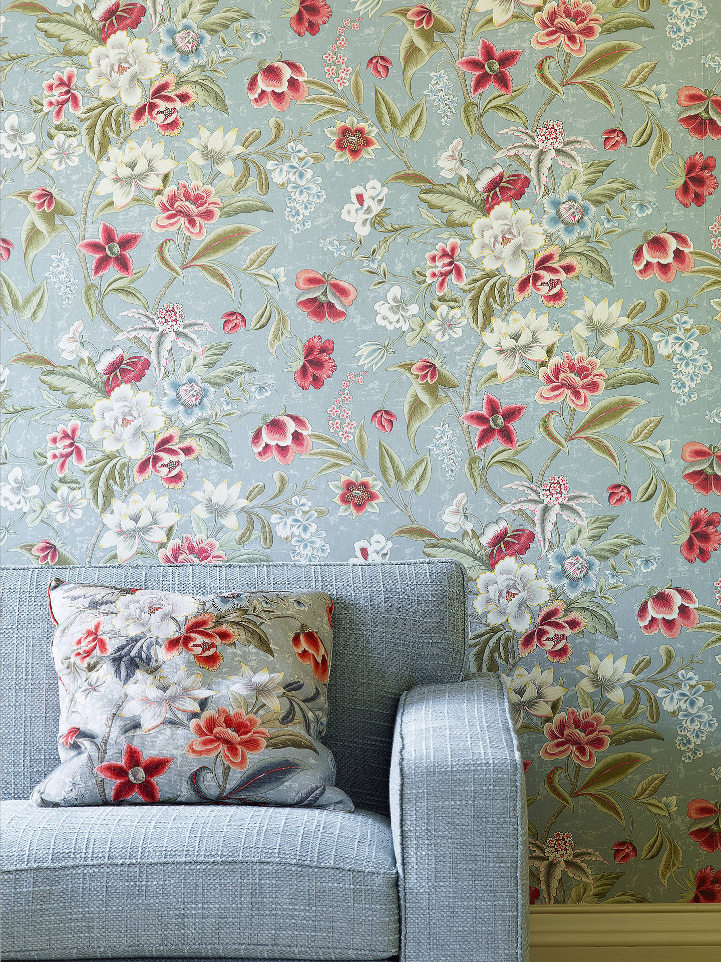 BuyColefax & Fowler Celestine Wallpaper, 07143/01 Online at johnlewis.com