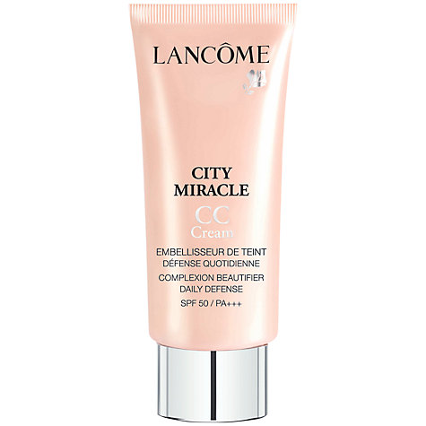 Buy Lancôme City Miracle CC Cream Online at johnlewis.com