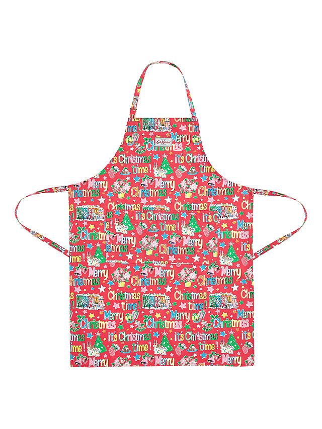 Buy Cath Kidston Merry Christmas Apron Online at johnlewis.com