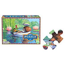 Buy Eeboo Boat Ride Jigsaw Puzzle Online at johnlewis.com