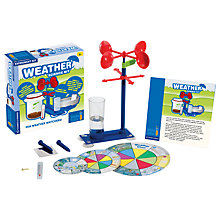 Buy Thames & Kosmos Little Labs Weather Science Kit Online at johnlewis.com