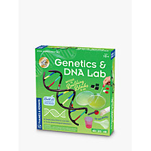 Buy Thames & Kosmos Genetics & DNA Experiment Kit Online at johnlewis.com