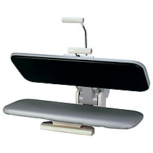 Buy Blanca Press Dry Ironing Press, Silver Online at johnlewis.com