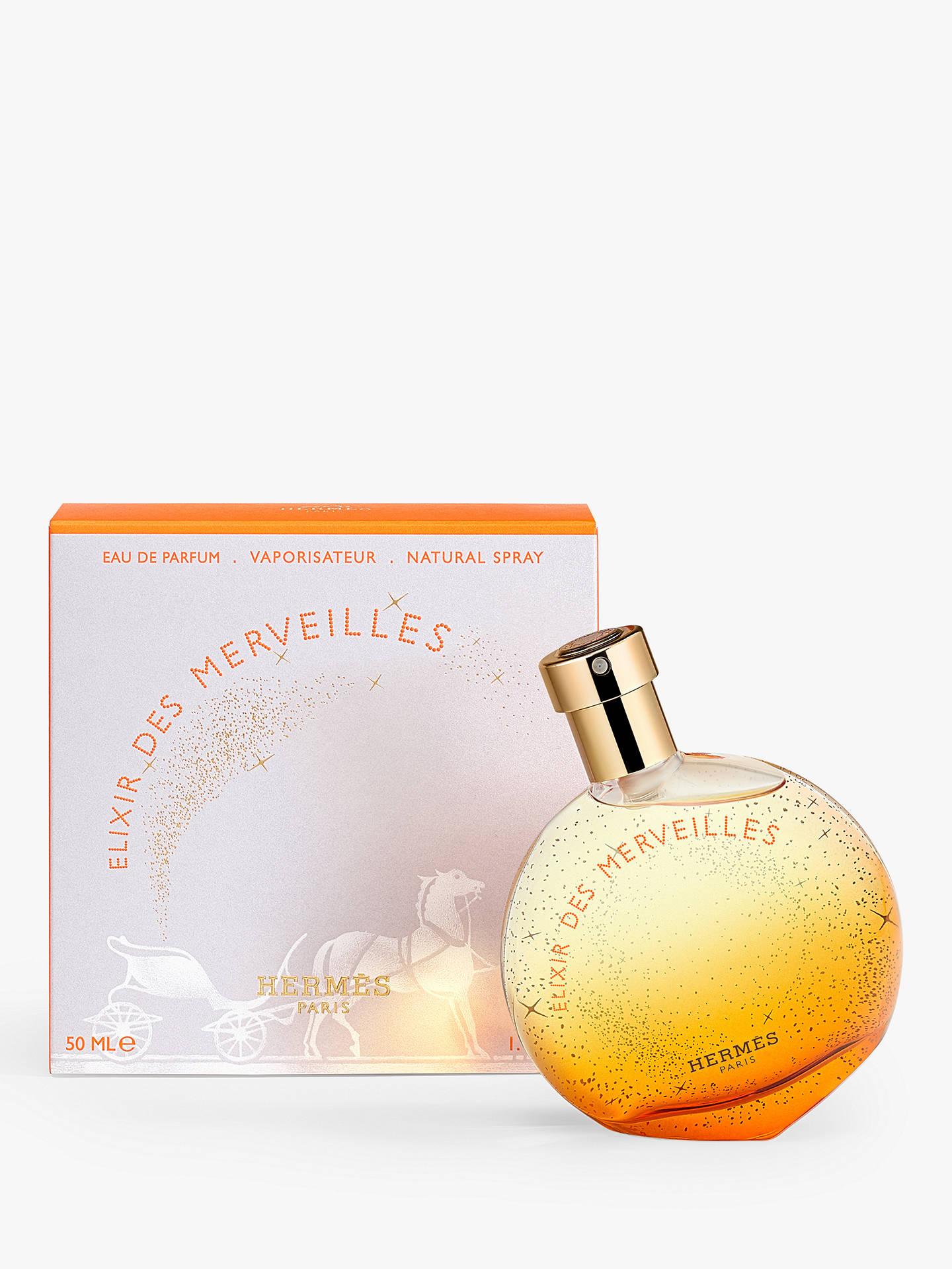 Hermès Elixir Des Merveilles Eau De Parfum At John Lewis Partners