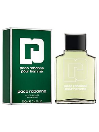 Paco Rabanne Pour Homme Aftershave, 100ml