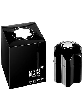 Buy Montblanc Emblem Eau de Toilette, 60ml Online at johnlewis.com