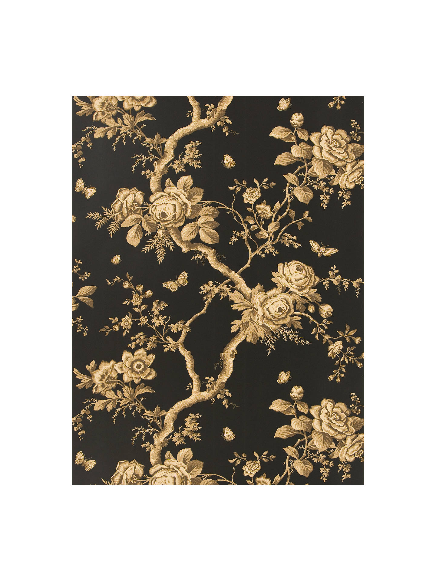 BuyRalph Lauren Ashfield Floral Wallpaper, PRL027/06 Online at johnlewis.com