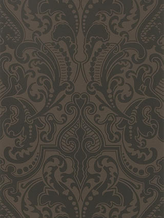 Buy Ralph Lauren Gwynne Damask Wallpaper, PRL055/01 Online at johnlewis.com