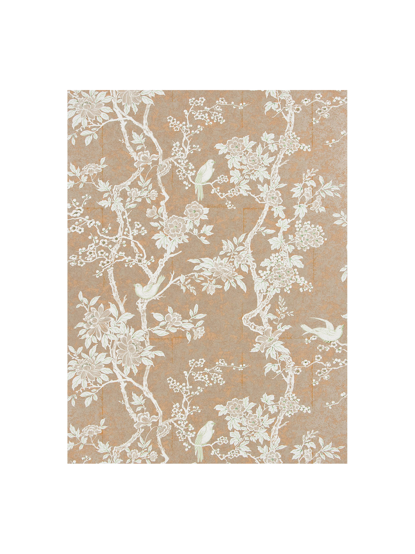 Ralph Lauren Marlowe Floral Wallpaper At John Lewis Partners