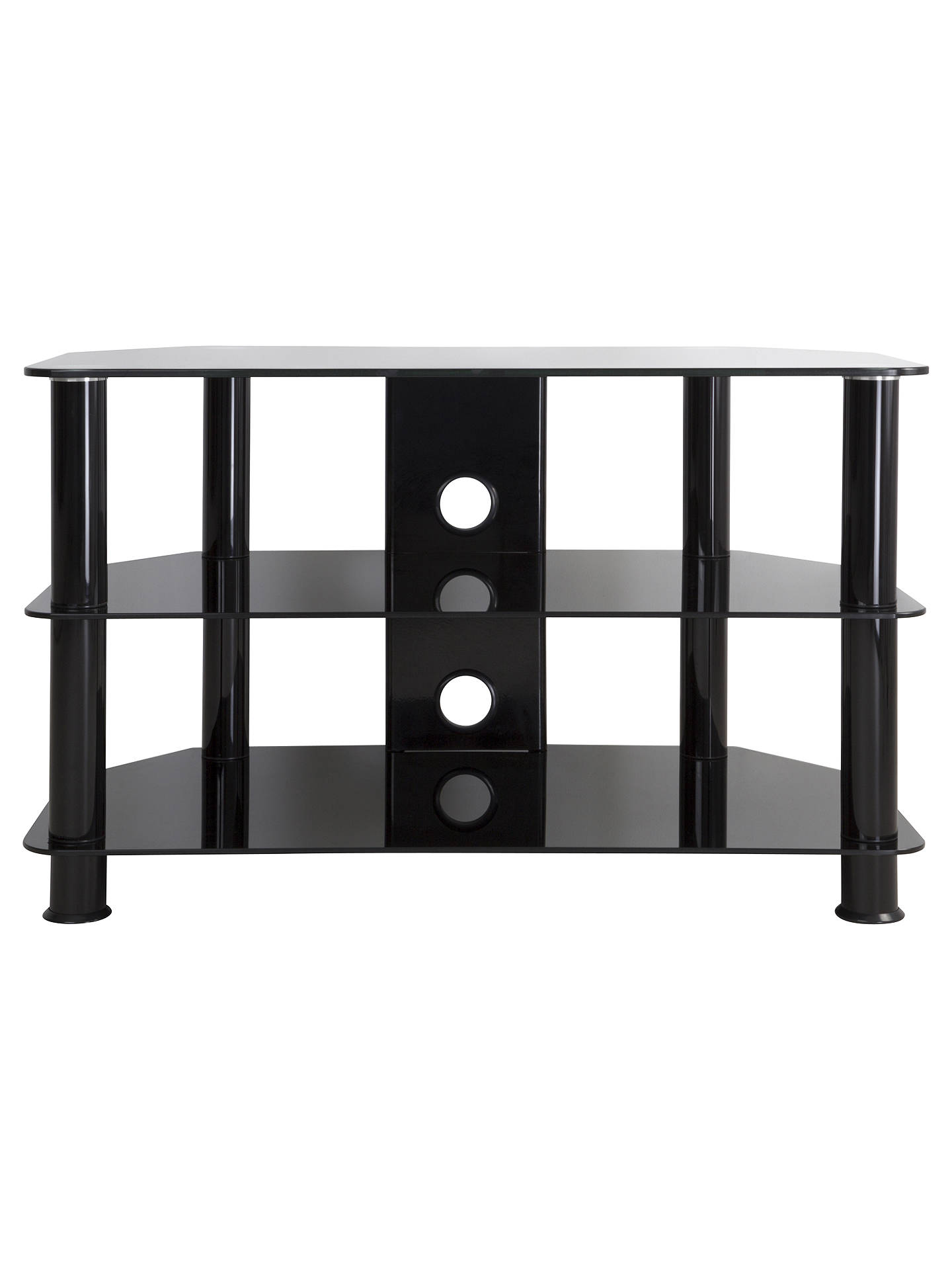 John Lewis Partners Gp800 Tv Stand For Tvs Up To 40 Black Online