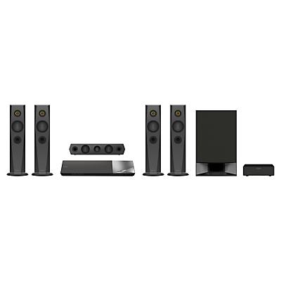 Sony BDV-N7200W 5.1 3D Smart Blu-ray/DVD Home Cinema System