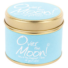 Buy Lily-Flame Over the Moon Scented Mini Candle Tin Online at johnlewis.com