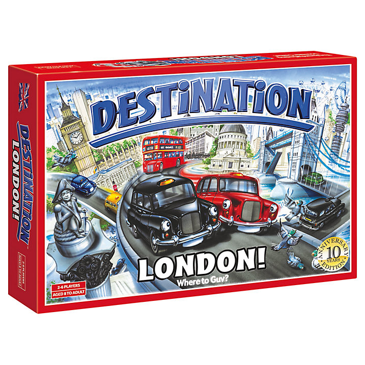 Destinaton London Game £9.99