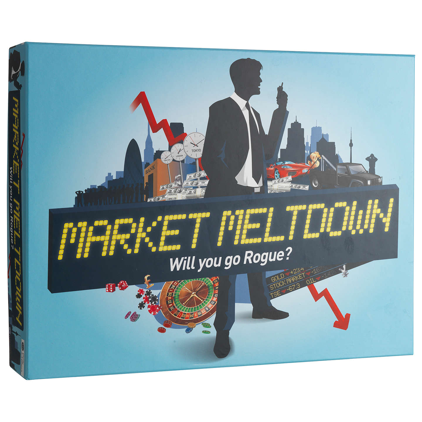 BuyClarendon Games Market Meltdown Online at johnlewis.com