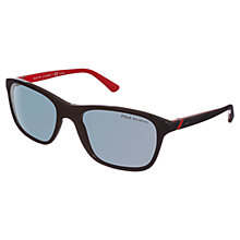 Buy Polo Ralph Lauren PH4085 Square Sunglasses Online at johnlewis.com