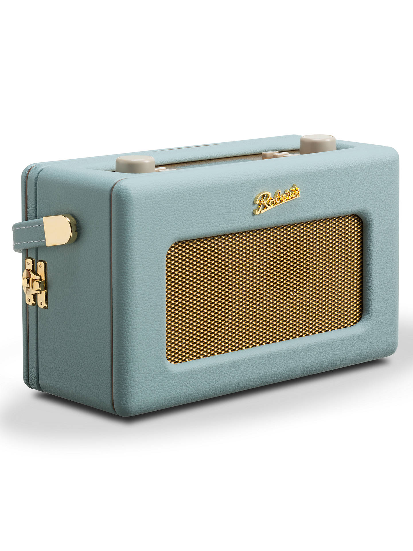 BuyROBERTS Revival iStream 2 Smart Radio With DAB+/FM Internet Radio, Duck Egg Online at johnlewis.com