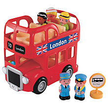 Buy Early Learning Centre HappyLand London Bus & Characters Online at johnlewis.com