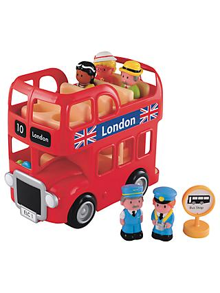 Early Learning Centre HappyLand London Bus & Characters