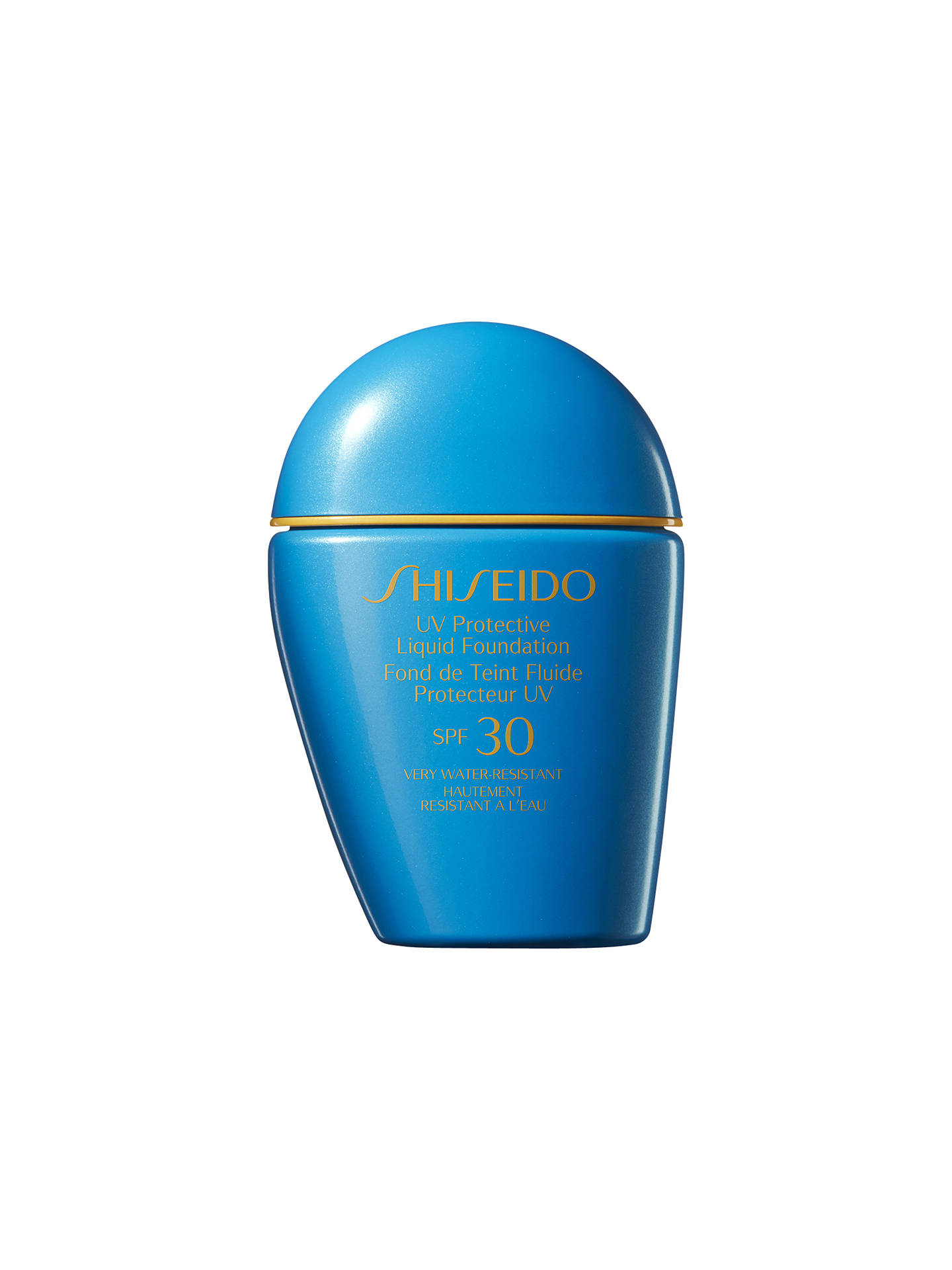 BuyShiseido Sun Protection Liquid Foundation, Dark Ivory Online at johnlewis.com