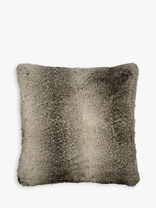 John Lewis & Partners Faux Fur Cushion