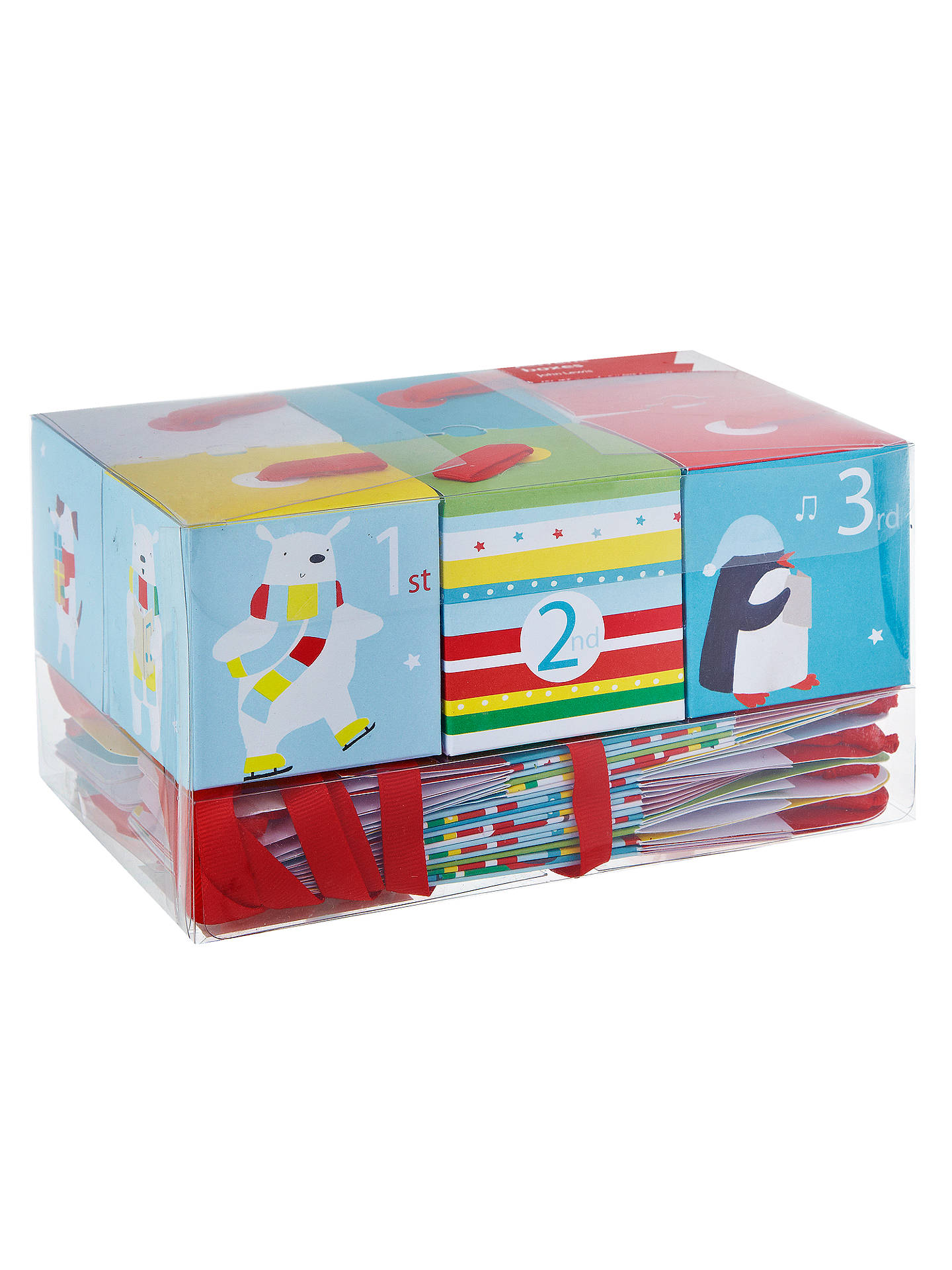 BuyJohn Lewis Paper Advent Calendar Boxes Online at johnlewis.com