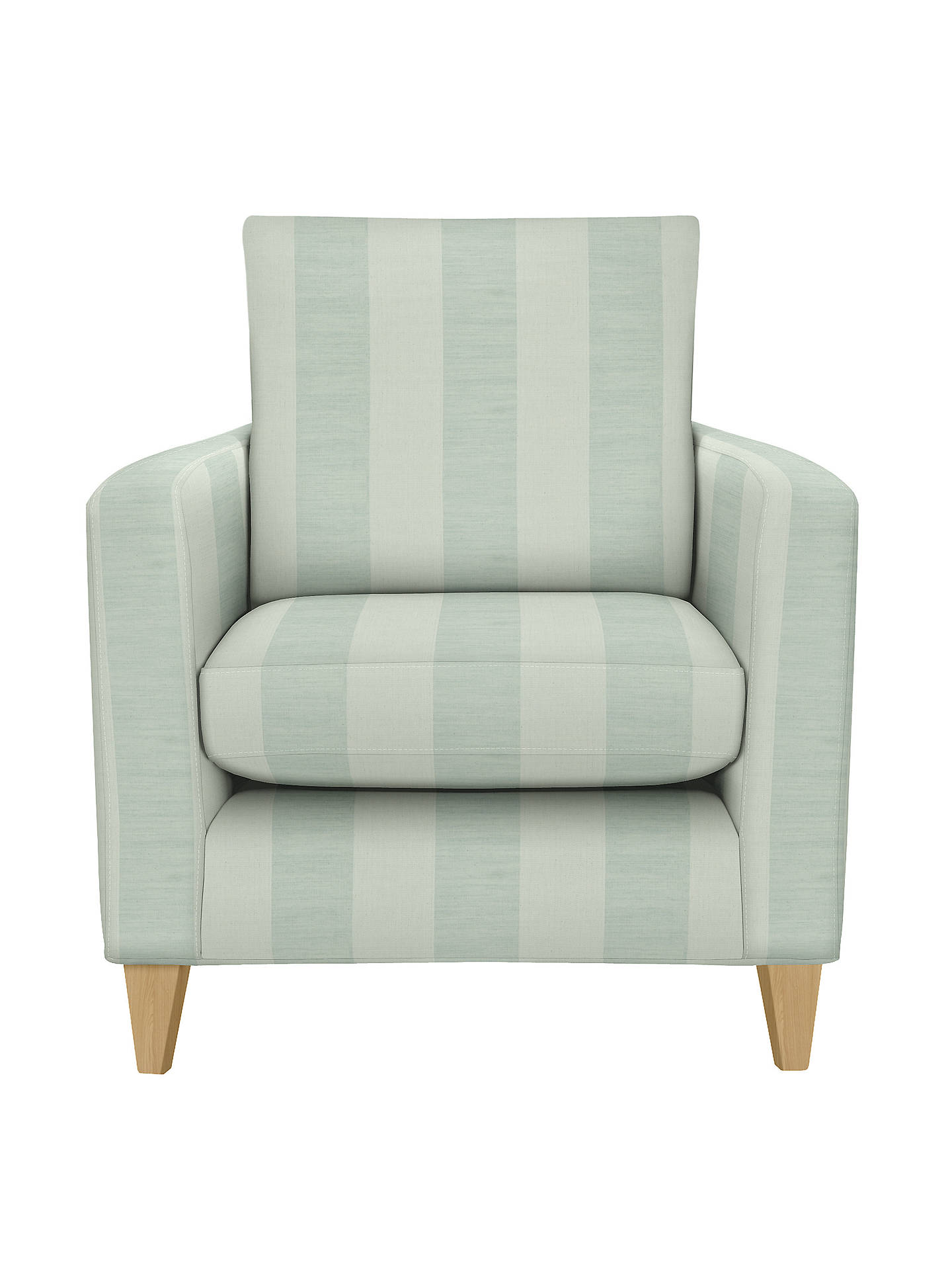 John Lewis Bailey Loose Cover Armchair at John Lewis ...