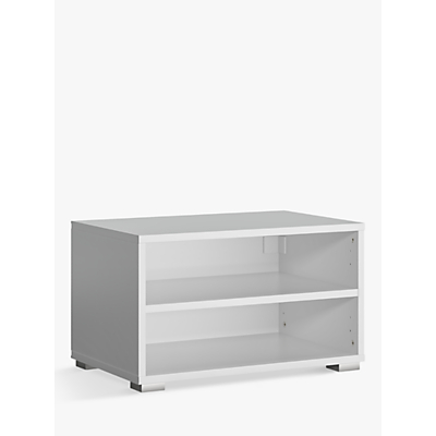 House by John Lewis Mix it Low Storage Unit