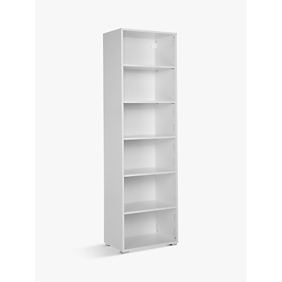 House by John Lewis Mix it Tall Single Shelf Unit
